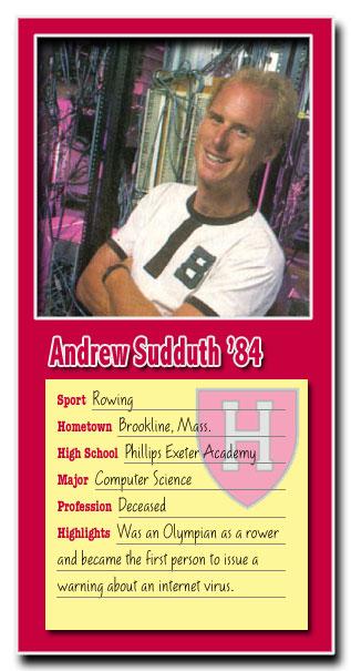 Andrew Sudduth wwwivy50comimagessidebars107sudduthjpg
